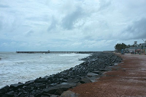Romantic gateway to Pondicherry and Mahabalipuram