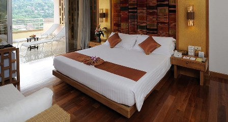 Royal Paradise Hotel Room Phuket