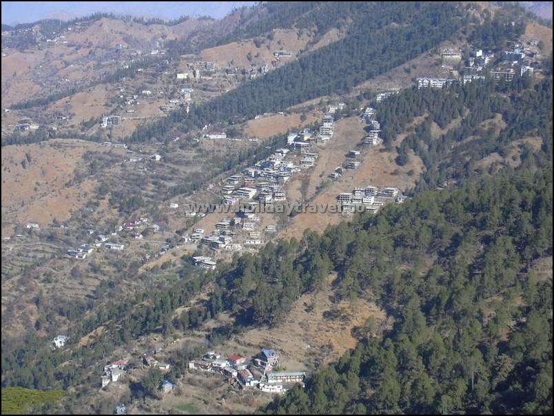 Shimla_StunningHillSlopeView