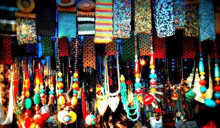 Shopping in Jaisalme