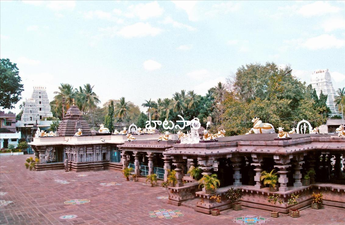 SrisailamJyotirlinga Temple