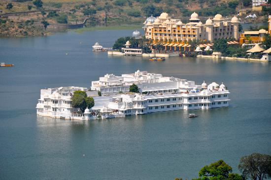 Taj Lake Palace Udaipur - Romantic Honeymoon Package