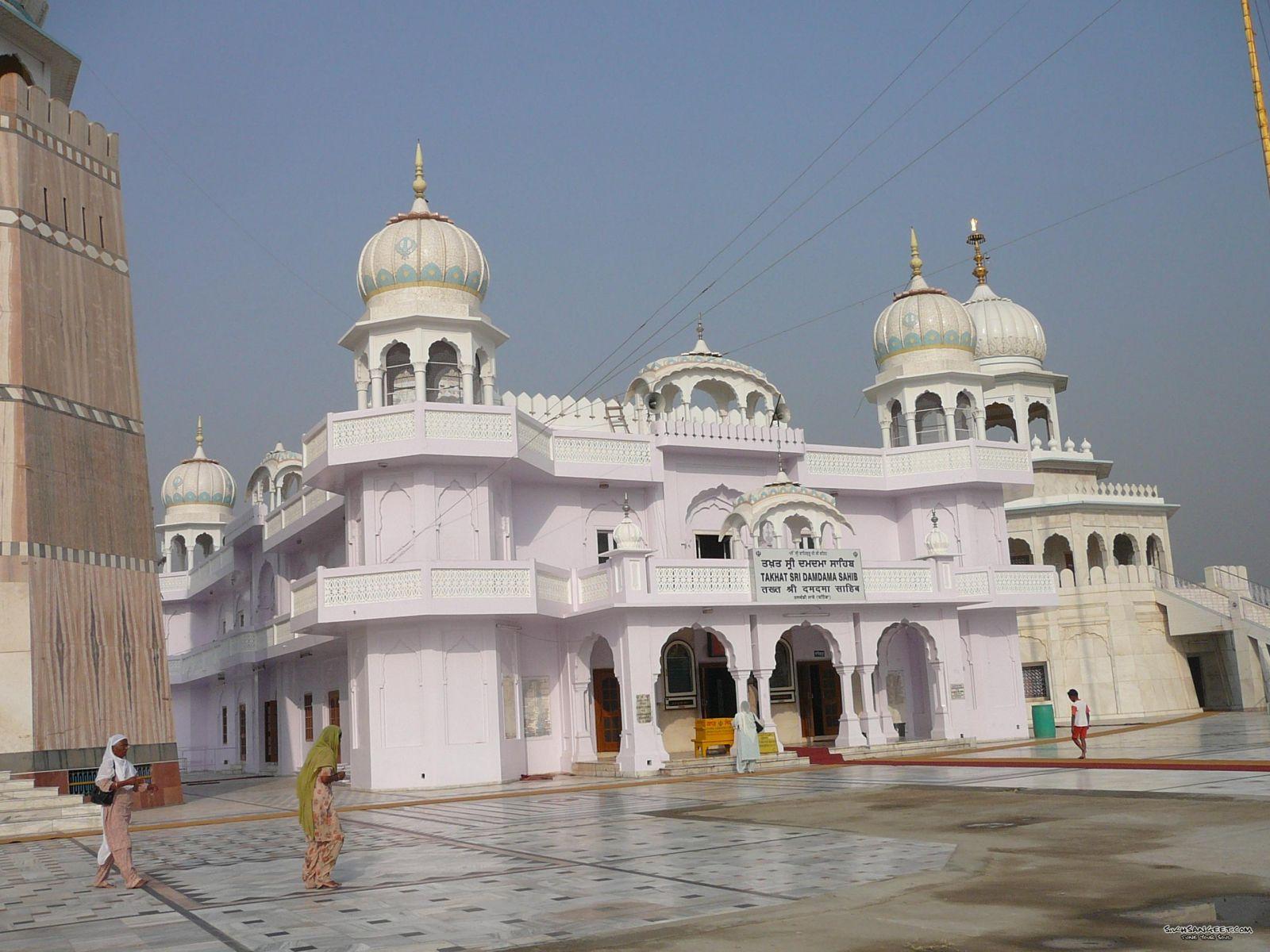 Punjab Gurudwara Tour Package - Holiday Travel