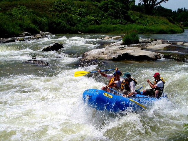 Tattapani Rafting