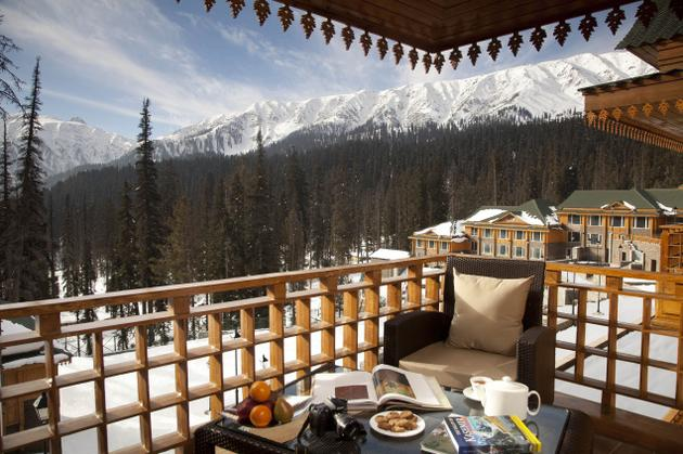 The Khyber Himalayan Resort and Spa – Gulmarg, Jammu and Kashmir