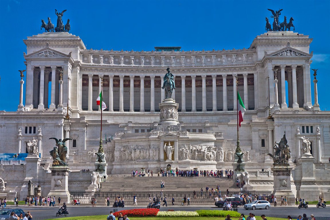 The Victor Emmanuel Monument
