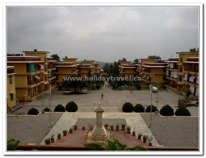 TibetianCity_Sidhbari - Mcleodganj