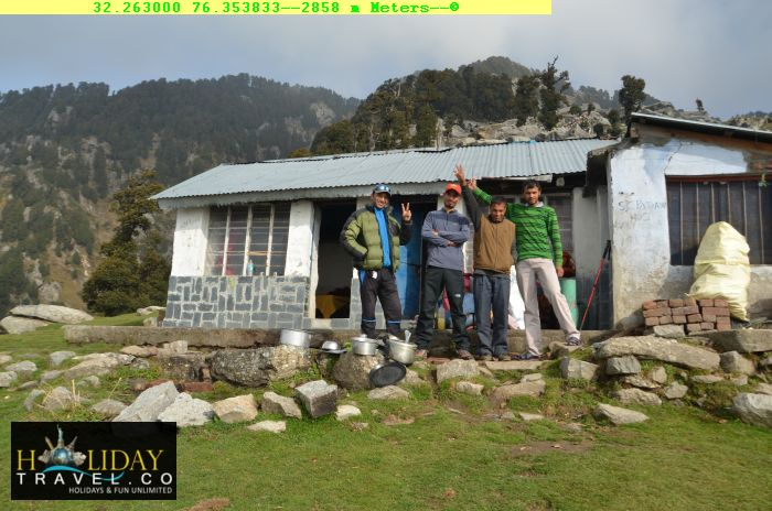 Triund-Trrek-Package-With-Camp-Accomodation-In-a-Hut
