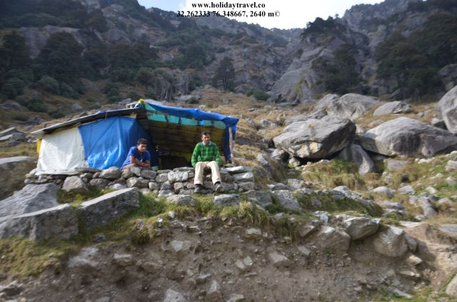 Triund_2ndCafeEnroute