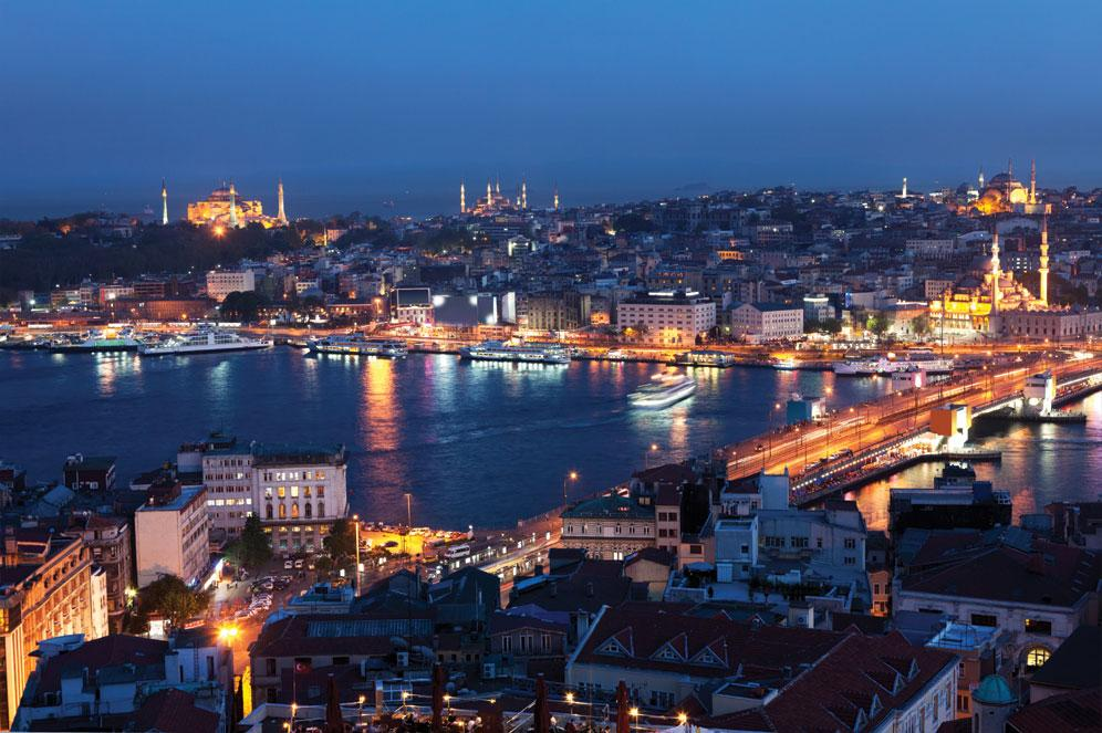 Turkey Tour Package from India