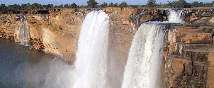 WATERFALLS AT KUKDI KHAPA & LILAHI