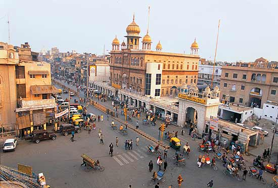 Walking Tour of Chandni Chowk