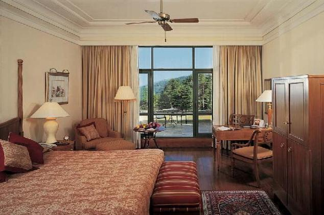 Wildflower Hall Hotel room