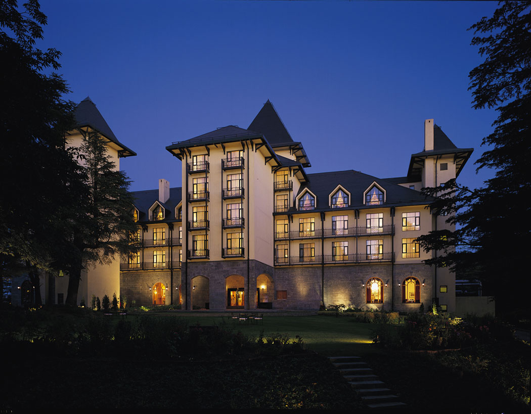Wildflower Hall Hotel