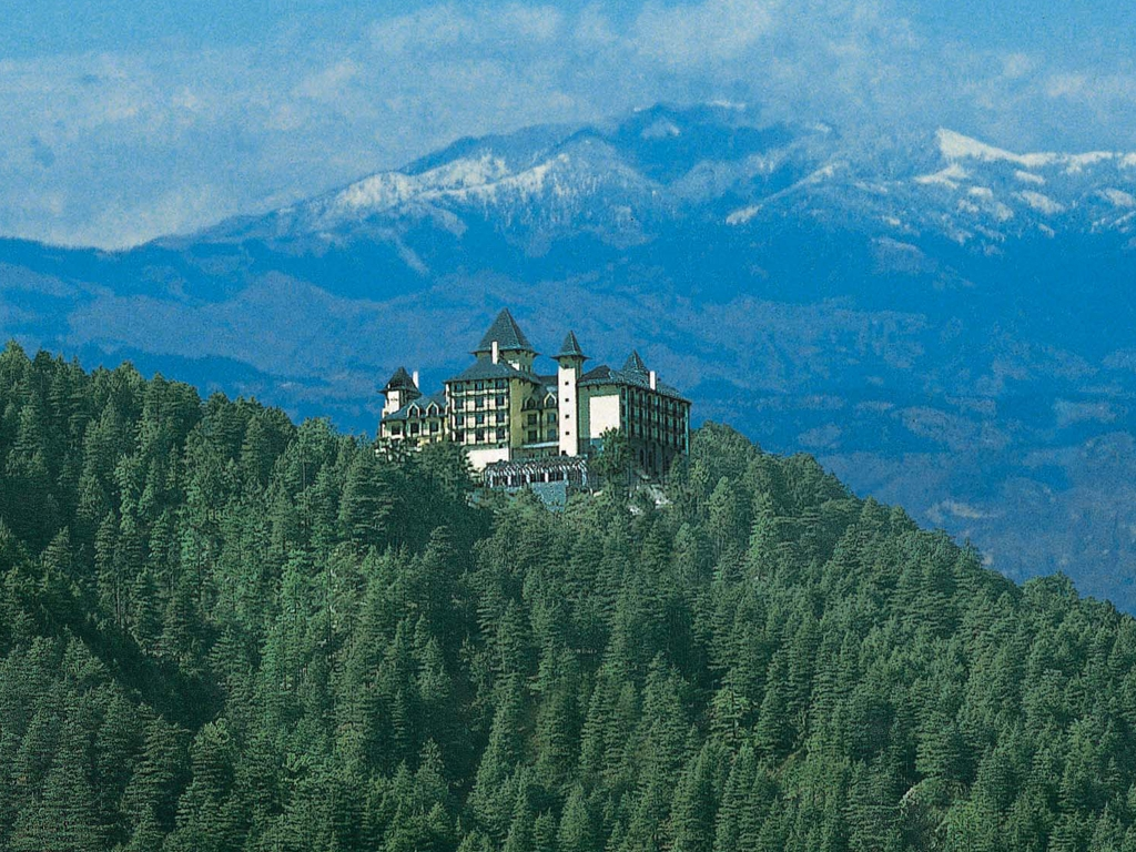Wildflower Hall Shimla 1