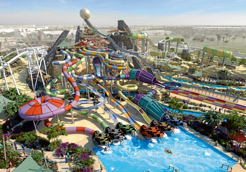 Waterparks Add Fun to Your summer
