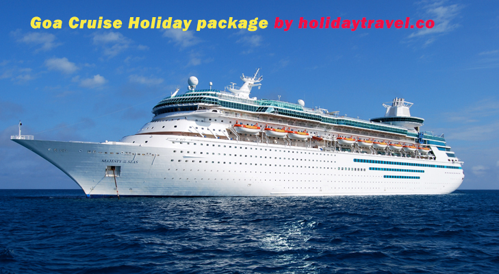 goa cruise package