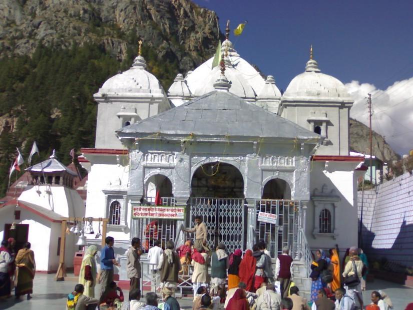 Gangotri Temple Gangotri Travel guide ...
