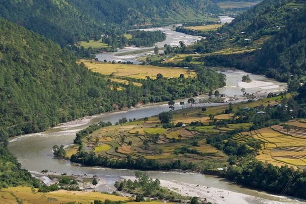Glimpses Of Bhutan Tour Package