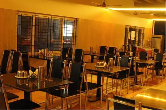 Hotel Temple City Restaurant  - Madurai