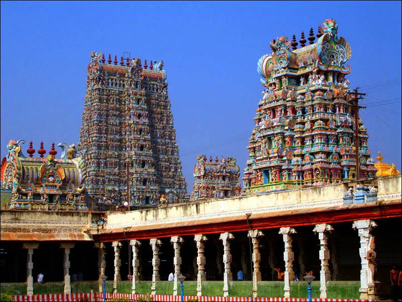 Meenakshi Temple