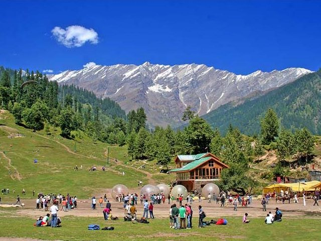 Rohtang Tour Package