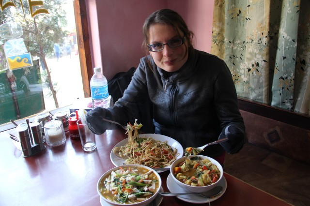 Mcleodganj Lunch Break with heavenly food