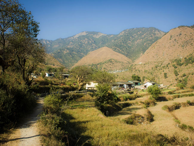 Nag Tibba Trekking