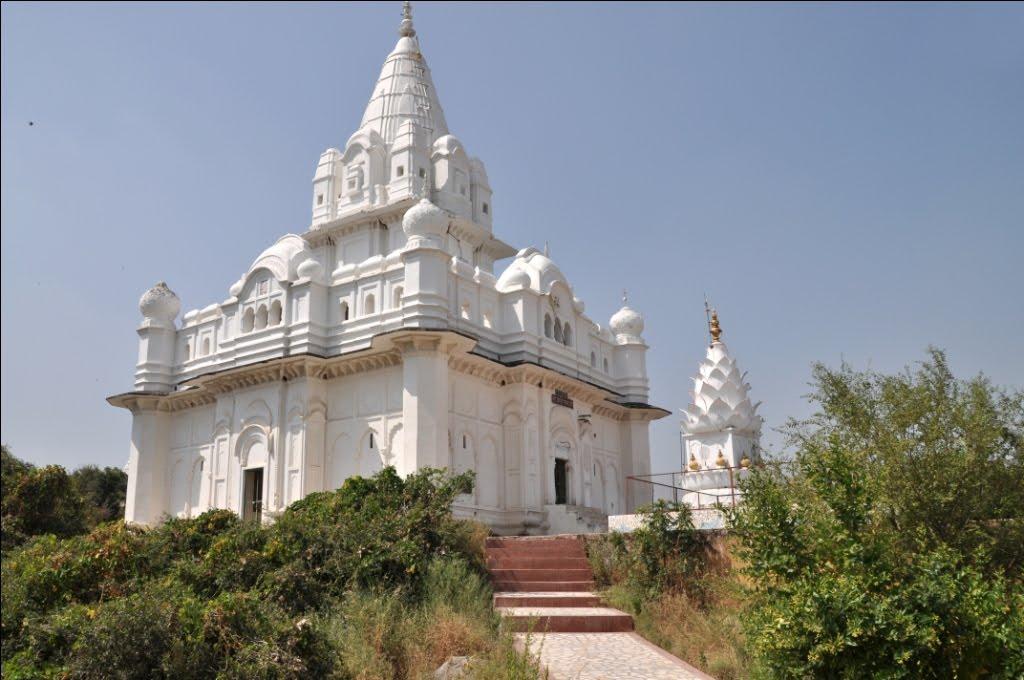 Sonagiri Jain Temple
