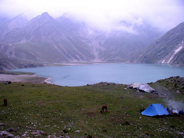 sheshnag-lake-Amarnathyatra