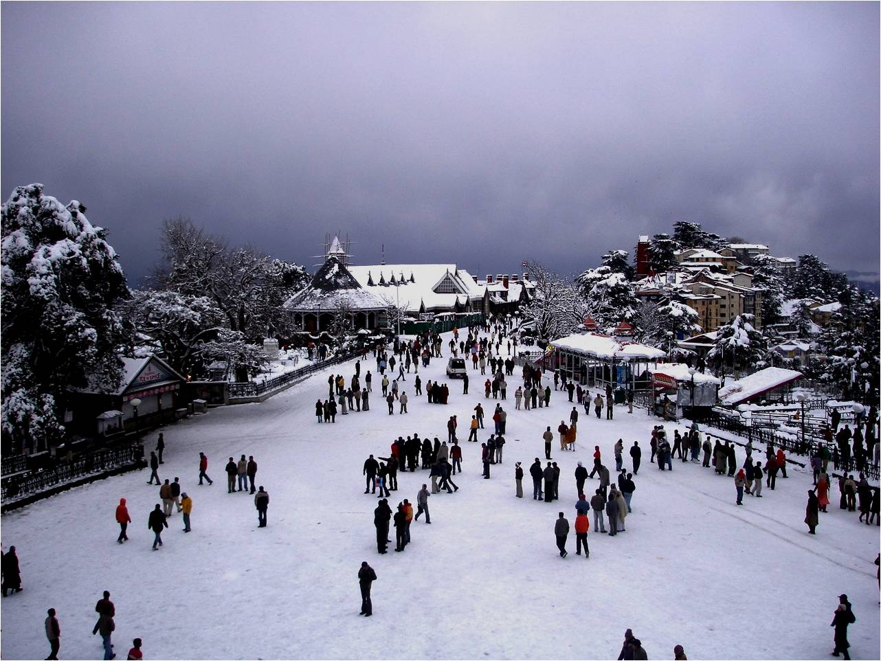 Himachal Pradesh Tour Packages From Ahmedabad