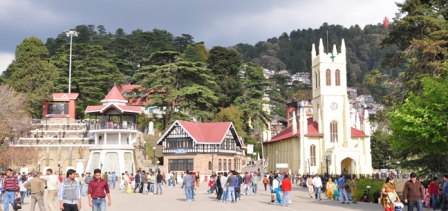 Shimla Islamic Tourism with site seeing