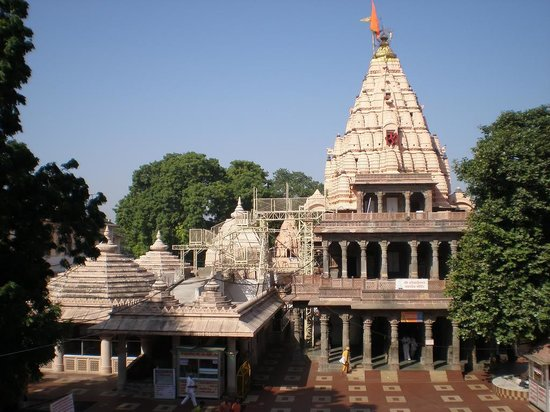 Mahakaleshwer ujjain temple