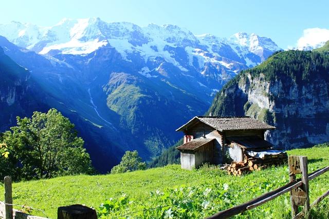 Switzerland Tour Package From Delhi Mumbai Holiday Travel