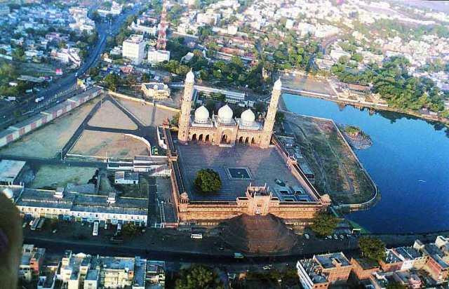 tajul_Masjid_aerialPhoto